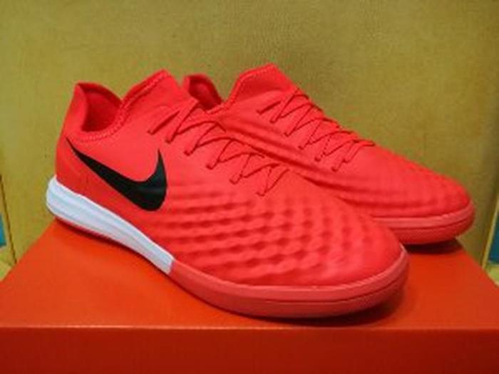 Jual Sepatu Futsal Nike Magista X Onda Ii Black University Red