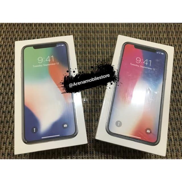 e7ea96b27989 Jual barang ready Apple Iphone X 64 Garansi Apple 1 Tahun - DKI ...