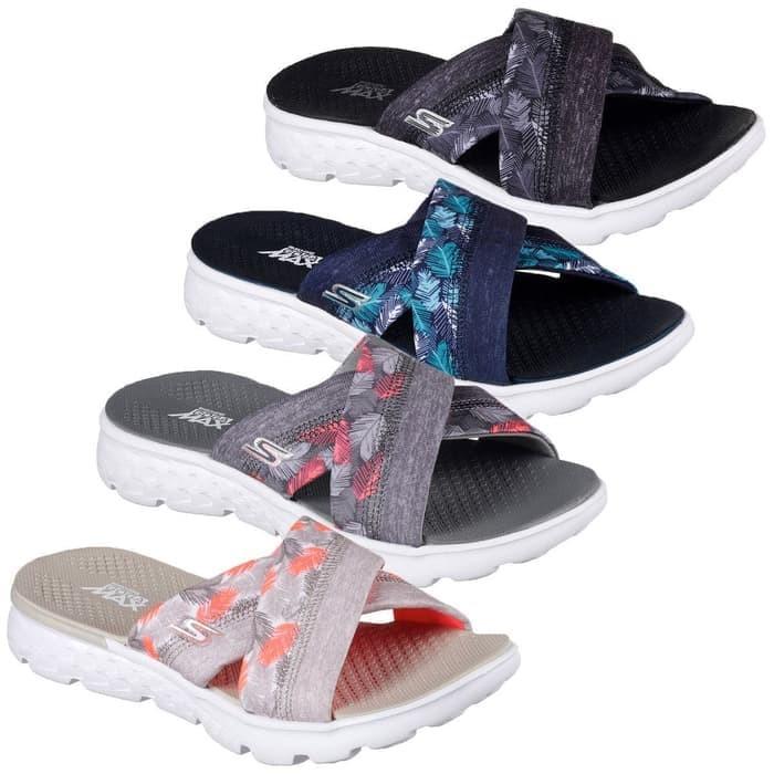 be7d73c8cb7 Jual Skechers Go Walk   Skechers Woman   Skechers Original Sandal ...