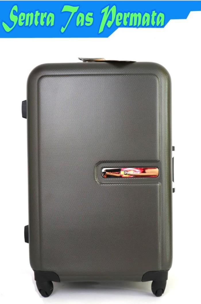 koper president 5267 28 inch tsa lock tanpa sleting hardcase