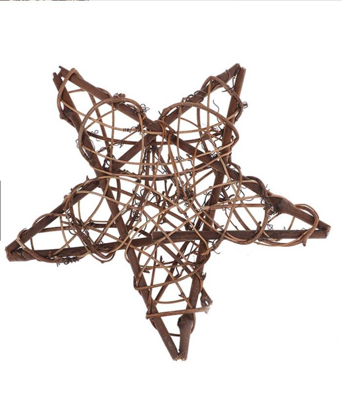 Jual Star Of Twigs Rustic Hanging Decoration Hiasan Gantung Bintang Sepuluh Cm Kota Semarang Aethris Tokopedia
