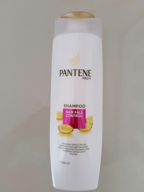 Pantene Shampoo 320ml - Hair Fall Control