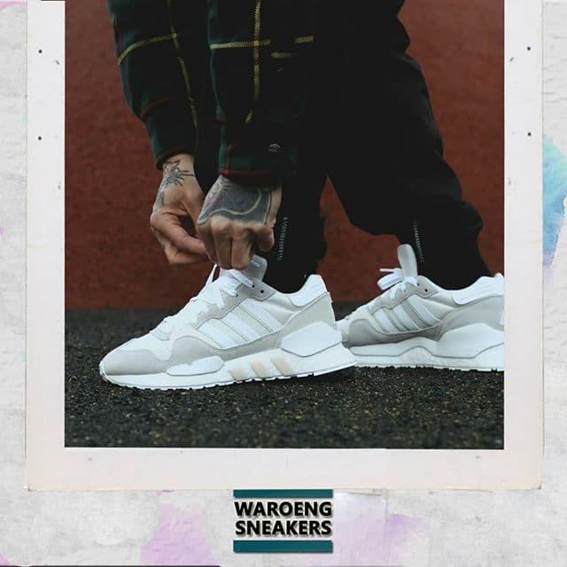 online retailer c5b68 33090 Jual Sneakers Sepatu Adidas ZX 930 Eqt Surface Never Made White - DKI  Jakarta - WAROENG SNEAKERS   Tokopedia