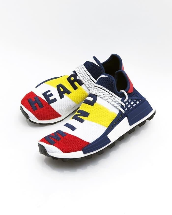 premium selection 075e9 9fdbc Jual Sepatu ADIDAS NMD Human Race Pharrell x Billionaire Boy Heart Mind PK  - Kab. Bekasi - andreans | Tokopedia