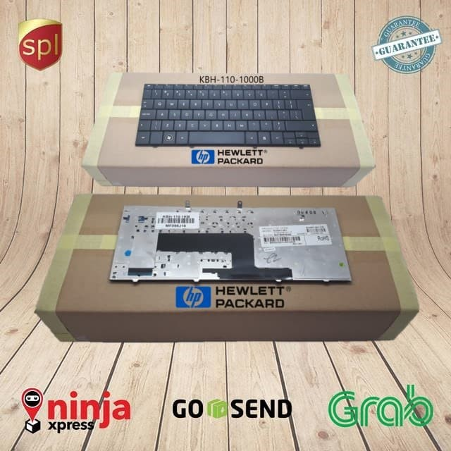 Foto Produk Keyboard Laptop ORI HP Mini 110-1000 110-1013TU 110-1177TU 110-1049TU dari SparepartLink