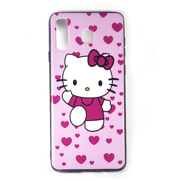 c6178bd4a Karakter Cewek Boneka Disney Lucu Cute Case Samsung Galaxy A8 Star - Hello  Kitty P