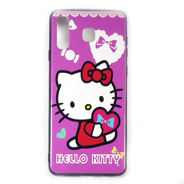 9cebd4e84 Karakter Cewek Boneka Disney Lucu Case Samsung Galaxy A8 Star - Hello Kitty  P