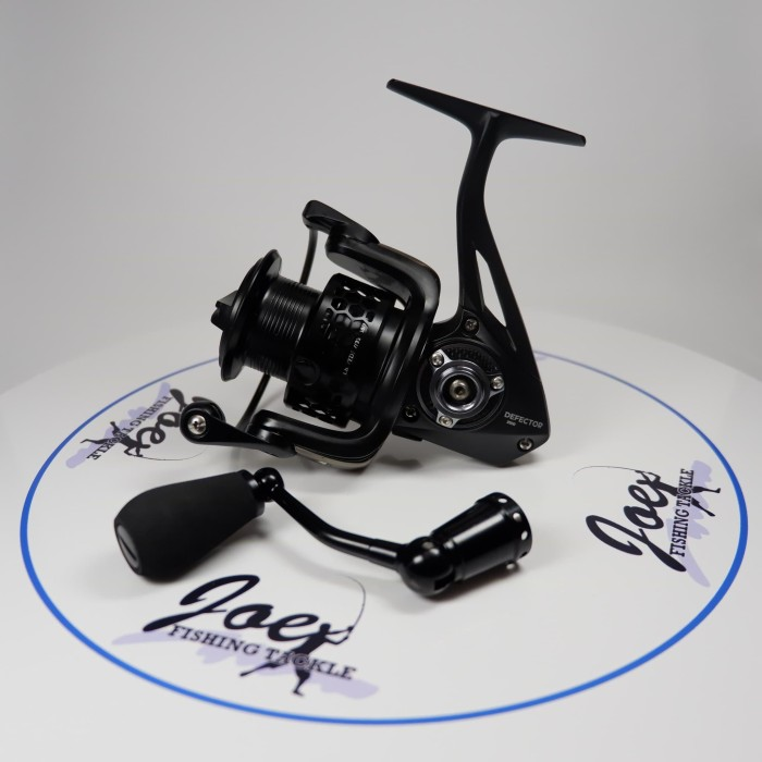 harga Team kamikaze reel spinning defector 2500 - hitam Tokopedia.com