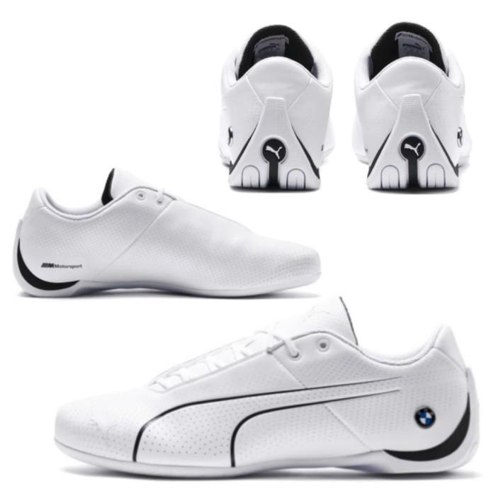 Jual Sepatu Puma BMW Motorsport Future Cat Ultra White 306242 02 ... d5ecc3b124
