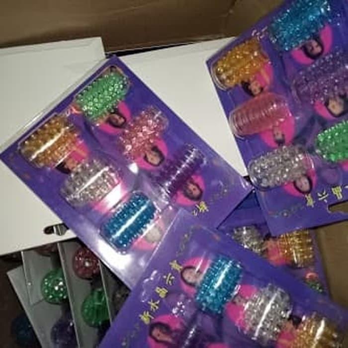Jual Alat Kontrasepsi Kondom Ring Penggeli Isi 6 Variasi Gerigi ... 620590689e