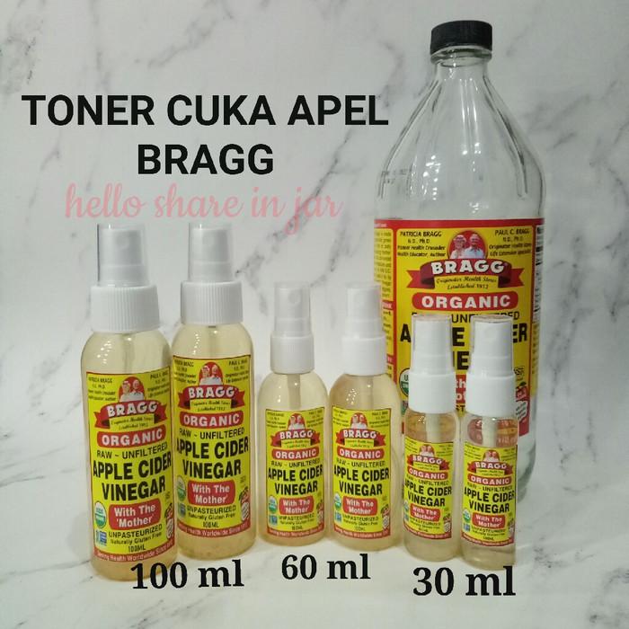 Jual Toner Cuka Apel 1 2 100 Ml Jakarta Timur Hello Share In Jar Tokopedia