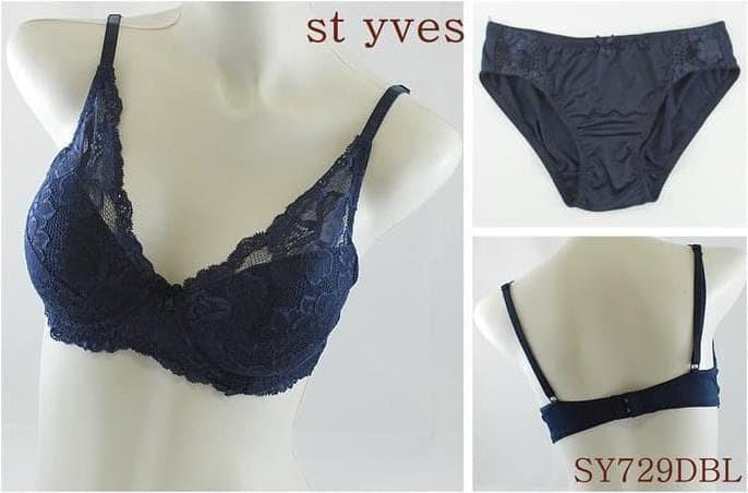 4c64a3242d Jual Bra Set St Yves Bh Panty (Sorella Victoria Secret Hnm Triumph ...
