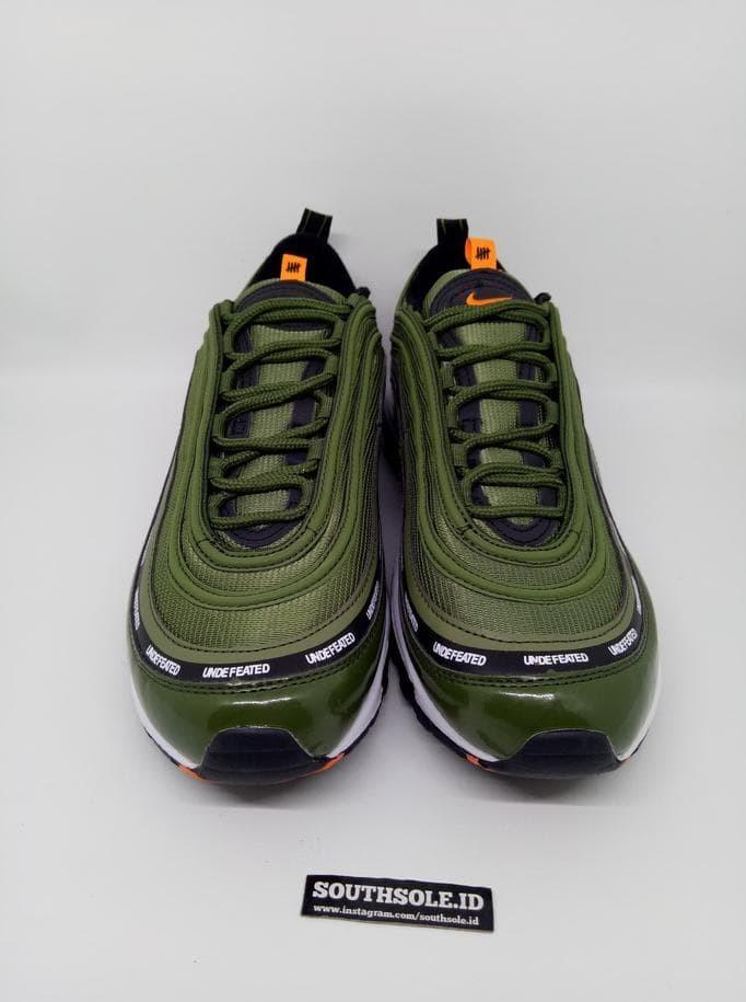 online retailer 1f89d 13484 Jual Nike Air Max 97 Undefeated Olive Green - Utomo Galeri | Tokopedia
