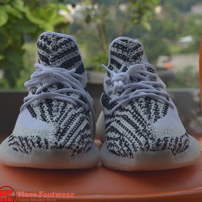 Jual Sepatu Adidas Yeezy Boost 350 Sply V2 Zebra Premium Quality