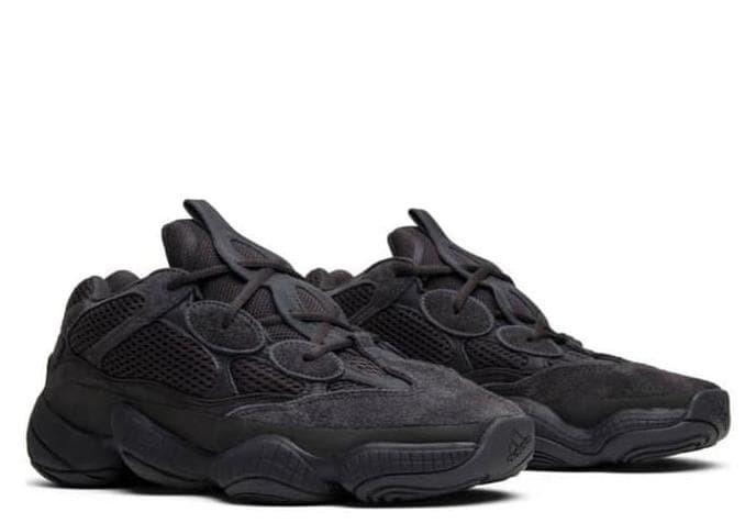 188c86b52 Jual Adidas Yeezy 500 Utility Black - Ramayana Shop168