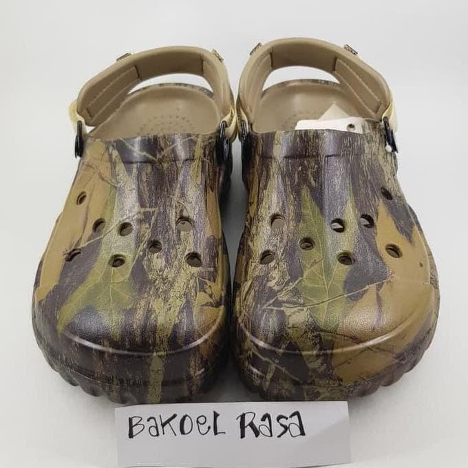 cfa29e715ab62 Jual Sepatu Sandal Karet Crocs - Offroad Mossy Oak (Warna Tentara ...