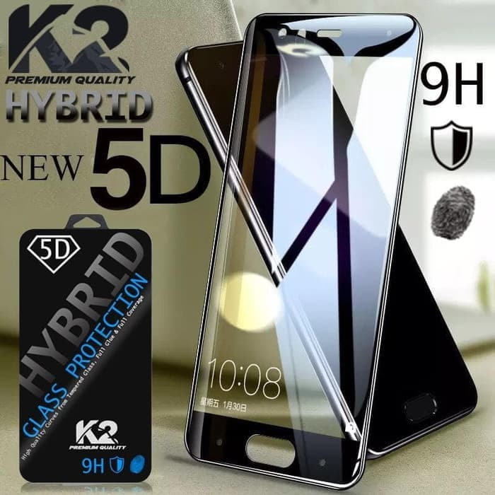 Foto Produk [TEMPERED GLASS 5D] warna K2 PREMIUM QUALITY VIVO V5s dari K2 Official Store