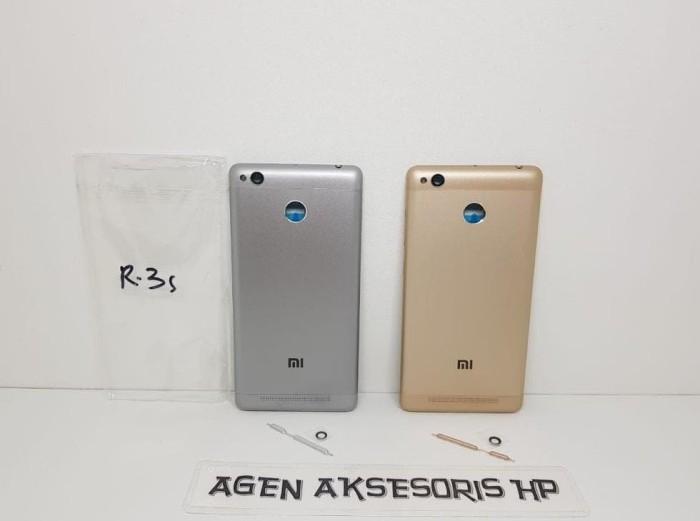 Jual Back Cover Xiaomi Redmi 3 Pro 5 0 Inchi Backdoor Hp Xiaomi