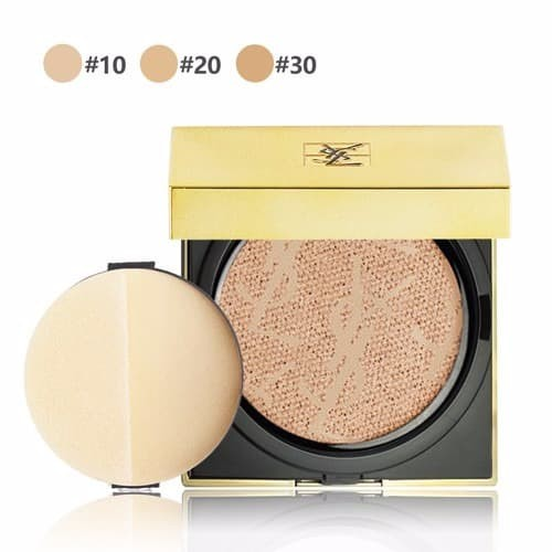 Jual Ysl Touche Eclat Cushion Foundation Set Beauty And The Bee Tokopedia