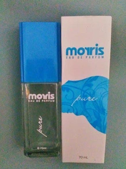 Morris Parfum BIRU 70ml ORI BPOM!! New