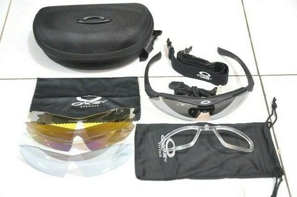 Jual Terlaris kacamata okley quantum 5 lensa super murah - thamcit 2 ... a84928ce4e