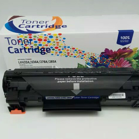 Foto Produk Toner Cartridge Hp 35A CB435A/ 36A CB436A/ 85A CE285A Compatible dari Mitraink
