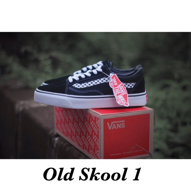 Jual Vans Old Skool Free Kaos Kaki - custom bike  5ad0d31364