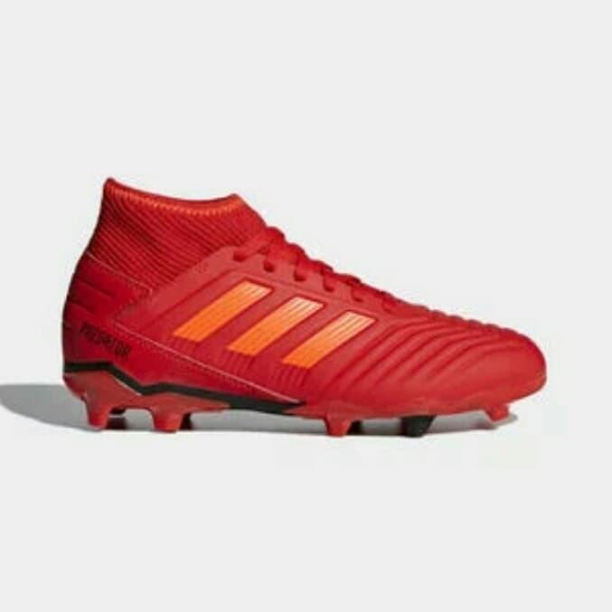 Jual Sepatu Bola Anak Adidas Predator 19 3 Fg Jr Mreh Art Cm8534