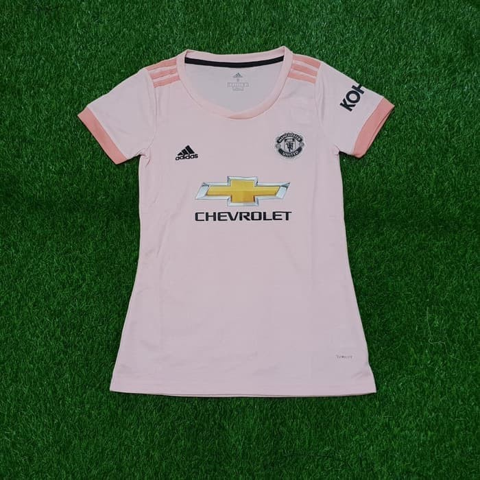 finest selection 29c73 843c1 Jual JERSEY MANCHESTER UNITED AWAY LADIES 2018/2019 GRADE ORI - DKI Jakarta  - T-Shirt-Polos | Tokopedia