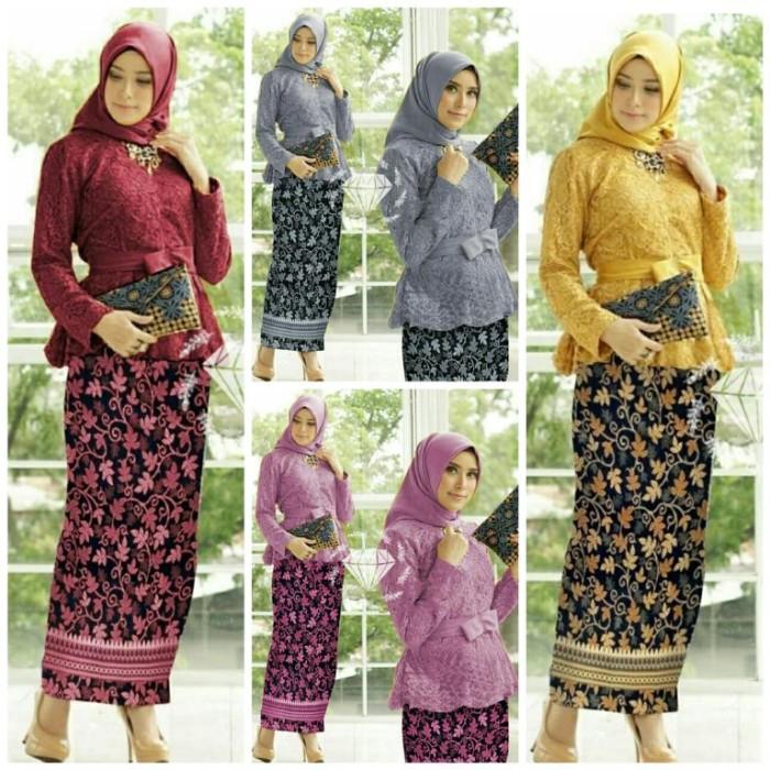 E03 KR - Set Permata Batik