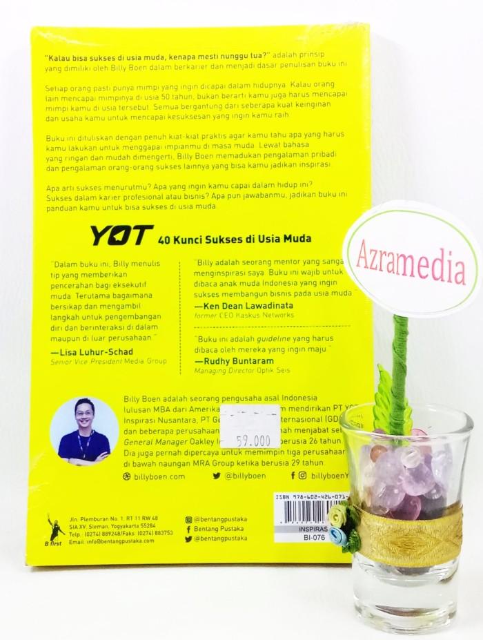 Jual YOUNG ON TOP UPDATE - Kab  Bandung - Azramedia Online   Tokopedia