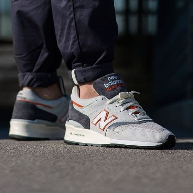 sports shoes a74ef a8be8 Jual NEW BALANCE M997CSEA EXPLORE BY SEA