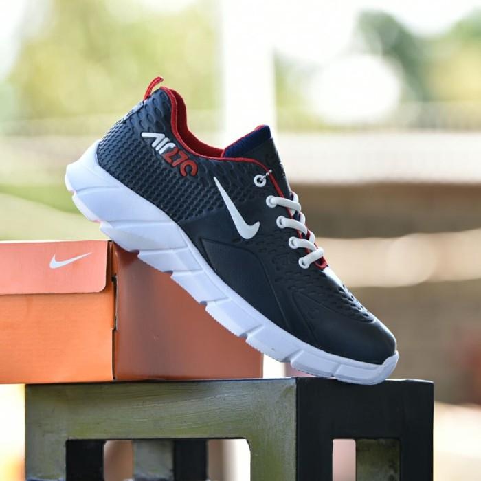 Sepatu Nike Airmax 270 Running Men Biru Navy Merah Sport Sneakers Pria a29c09aca3