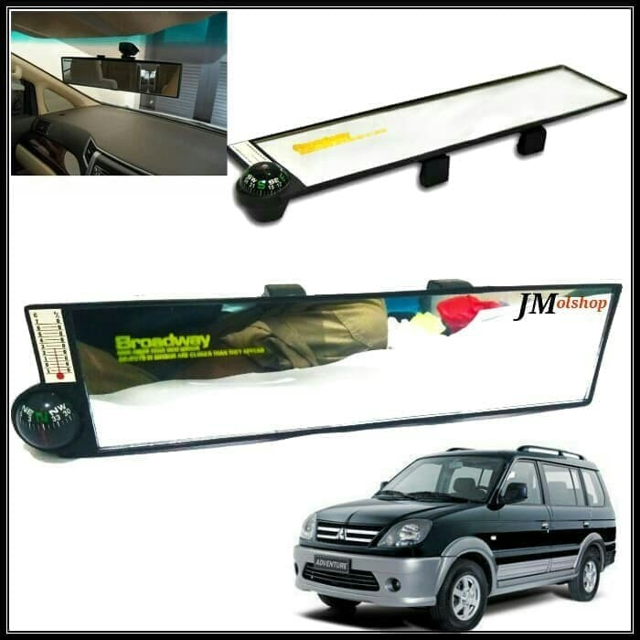 Spion Kaca Tengah Mobil Mitsubishi KUDA Kompas Universal