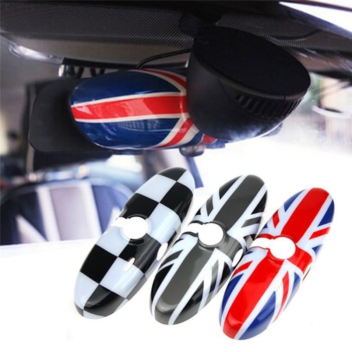 Cap Cover Kaca Spion Interior Mobil u Bmw Mini Cooper R55 R56 R60 R61