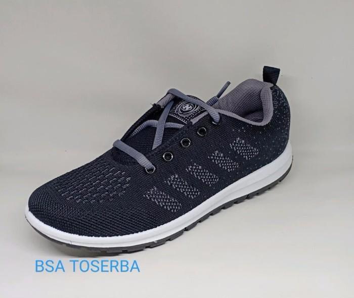 Jual Sepatu Sport Wanita New Era Barbara 01 Hitam Putih Gerai Unik 2f076017fa