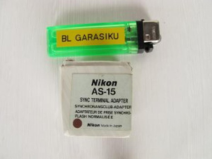ae1611e9b6 Jual Nikon AS-15 Sync Terminal Adapter (Hot Shoe to PC ...