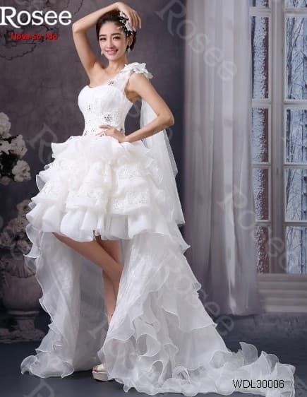 Jual Gaun Pengantin Bagus Murah Meriah Wedding Dress 205 Ala Korea