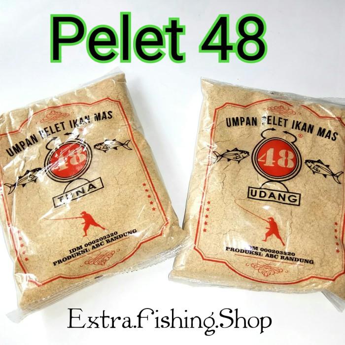 Jual Pelet 48 Untuk Mancing Ikan Mas Kota Cimahi Extra Fishing Tokopedia