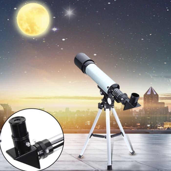 harga Teleskop telescope tripod f300700m 300/70mm teropong astronomi bintang Tokopedia.com