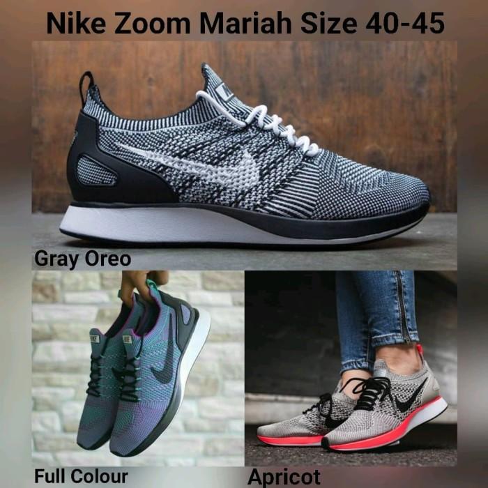 Jual Sepatu Nike Original Nike Flyknit Racer Nike Air Zoom Mariah ... 0bf9dce075