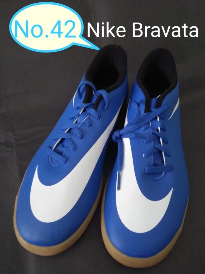 HydroponicTokopedia Nike Ic Timur Jual Futsal Jakarta Bravata No Original Sepatu 42 Bamboo Biru f67ybvIYg