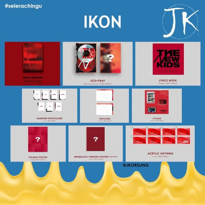 Jual ⭐iKON - NEW KIDS REPACKAGE Album [THE NEW KIDS]⭐ - Jakarta Selatan -  Jkorsling | Tokopedia