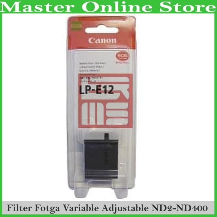 harga Battery / baterai charger camera / kamera digital dslr canon lp-e12 Tokopedia.com