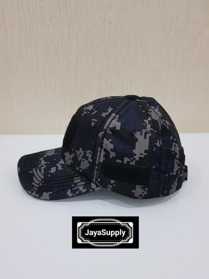 Jual Topi Velcro Navy Tactical Combat Hat Army Militer Outdoor Rimba ... 4f877eb4ce