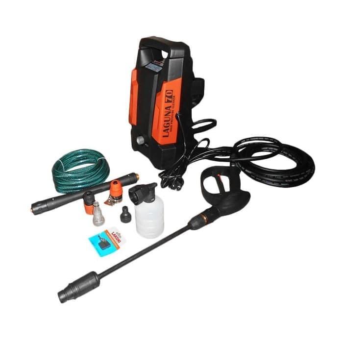 Jual Mesin Steam Cuci Motor & Mobil Jet Cleaner Lakoni