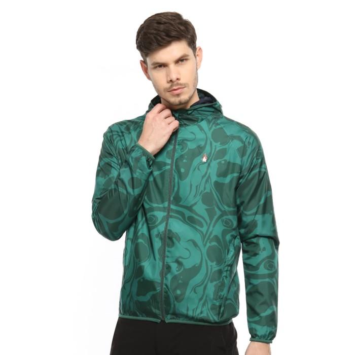 harga Hush puppies jaket pria green nuance mh15616gr - hijau m Tokopedia.com