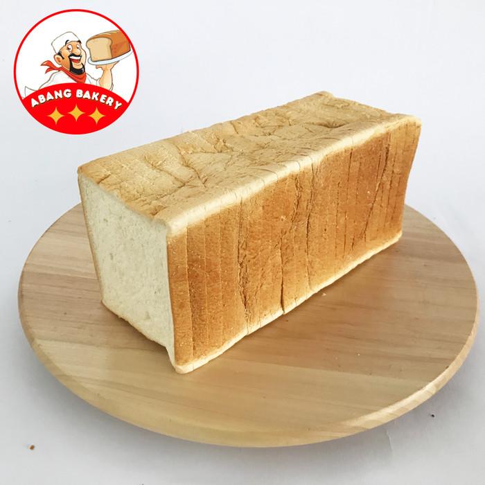 Foto Produk Supplier UMKM| Roti Tawar Hotel Murah PREMIUM| Panggang Bakar 14X14 cm dari Abang Bakery