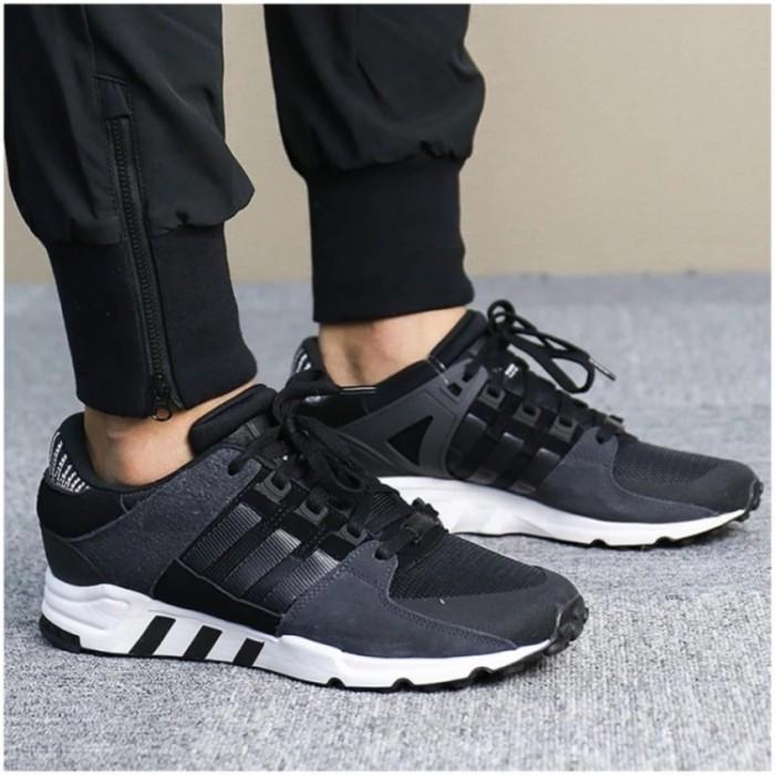 newest 3c1e6 d6029 Jual Sepatu Sneaker EQT ADIDAS Support RF BY9623 hitam - DKI Jakarta - Aidi  Makmur | Tokopedia