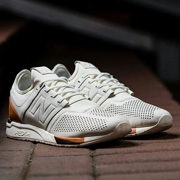 Jual New Balance 247 LUXE Pack Leather